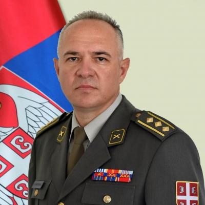пуковник Дејан Новаковић