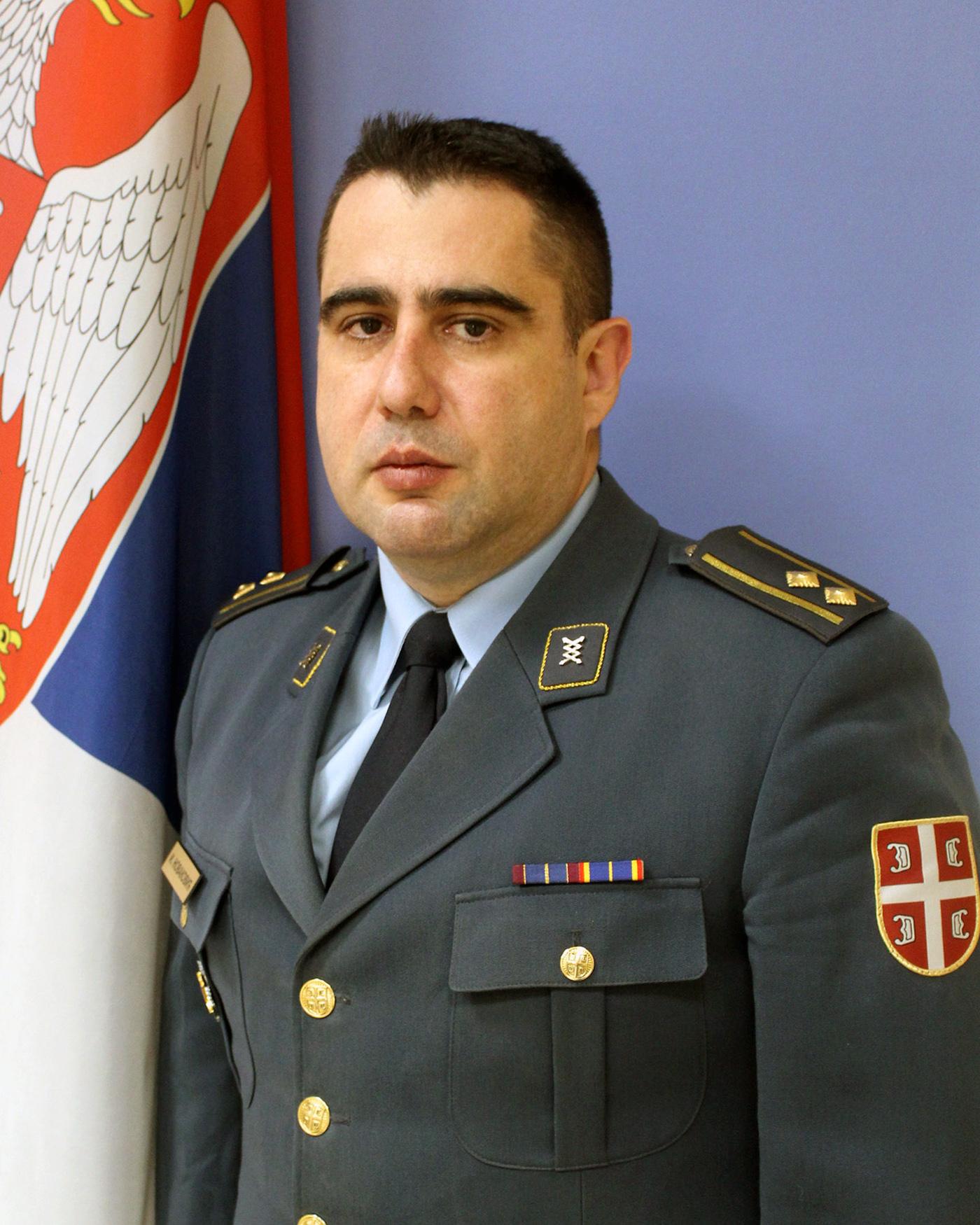 major Miodrag Đokić
