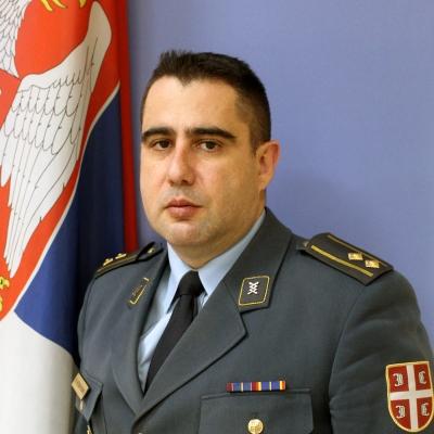 мајор Миодраг Ђокић