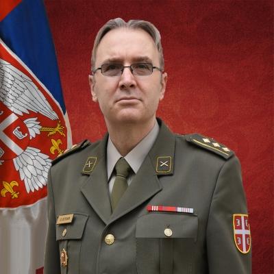 пуковник Слободан Станковић
