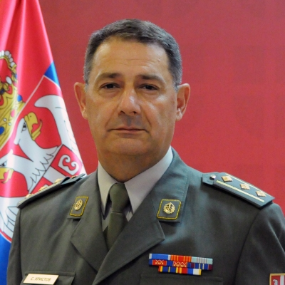 Colonel Dragan Mesarović