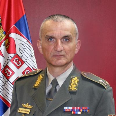 бригадни генерал Мирољуб Чупић