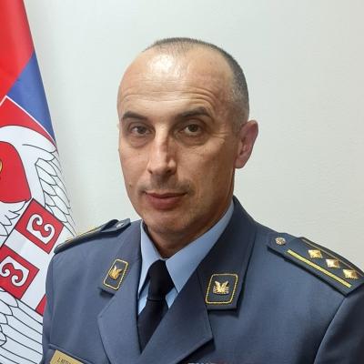 пуковник Предраг Ђорђевић