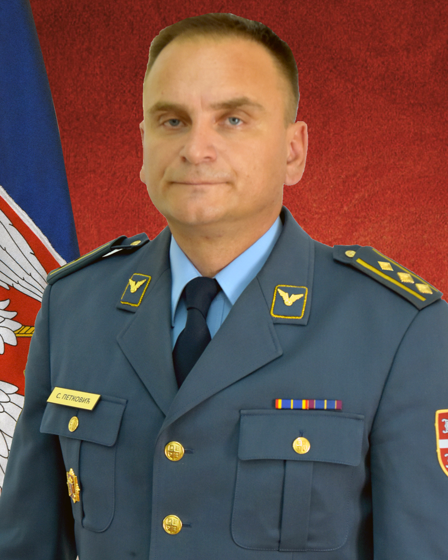 pukovnik Dragan Ljubić