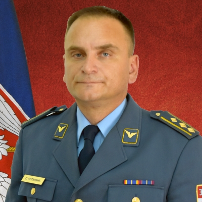 Colonel Dragan Ljubić