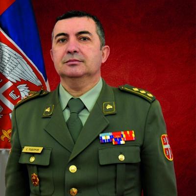 Lieutenant Colonel Branko Radojević