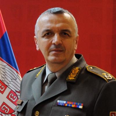 бригадни генерал Љубиша Ђоловић