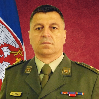 pukovnik Sreten Zafirović