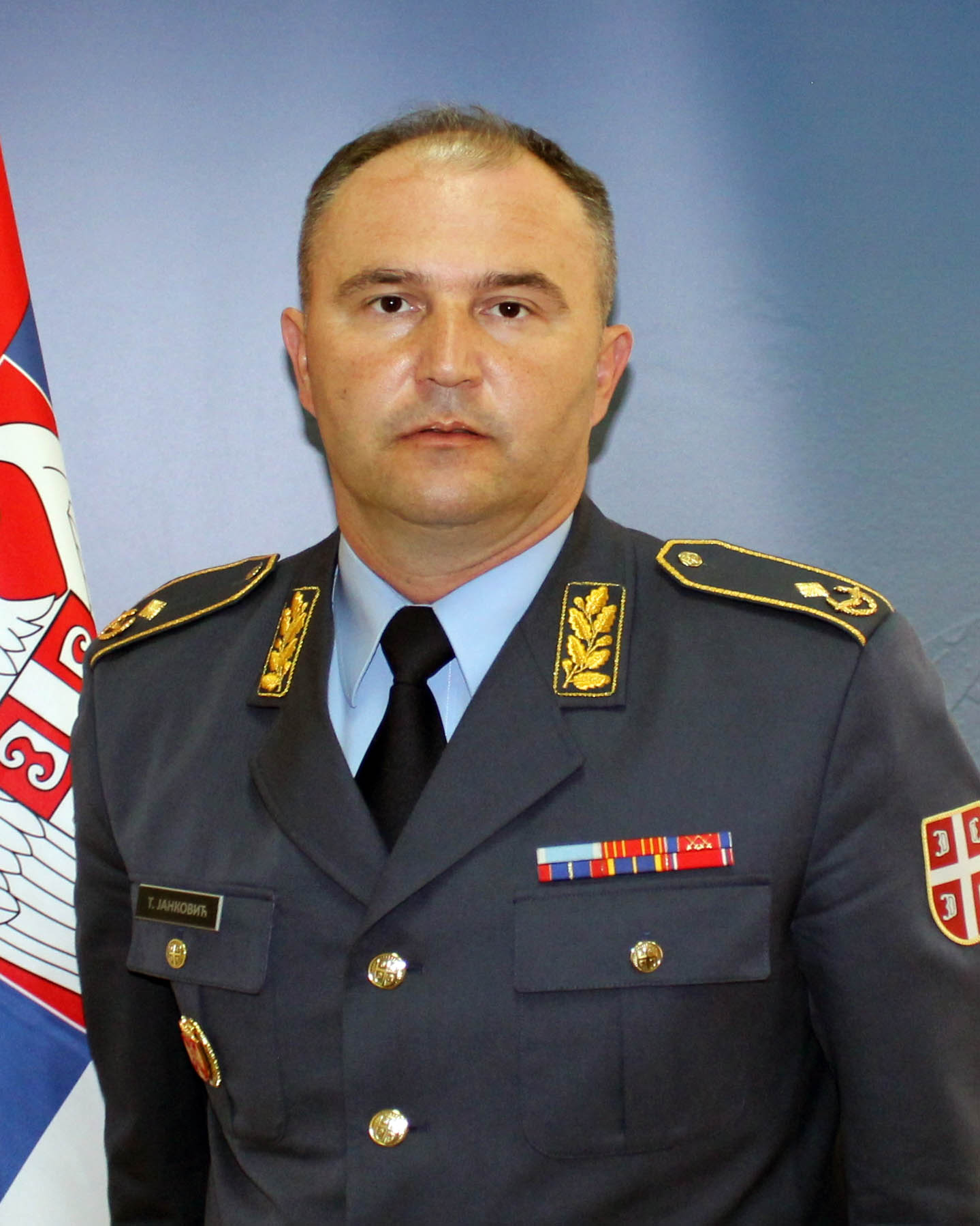 brigadni general Tiosav Janković