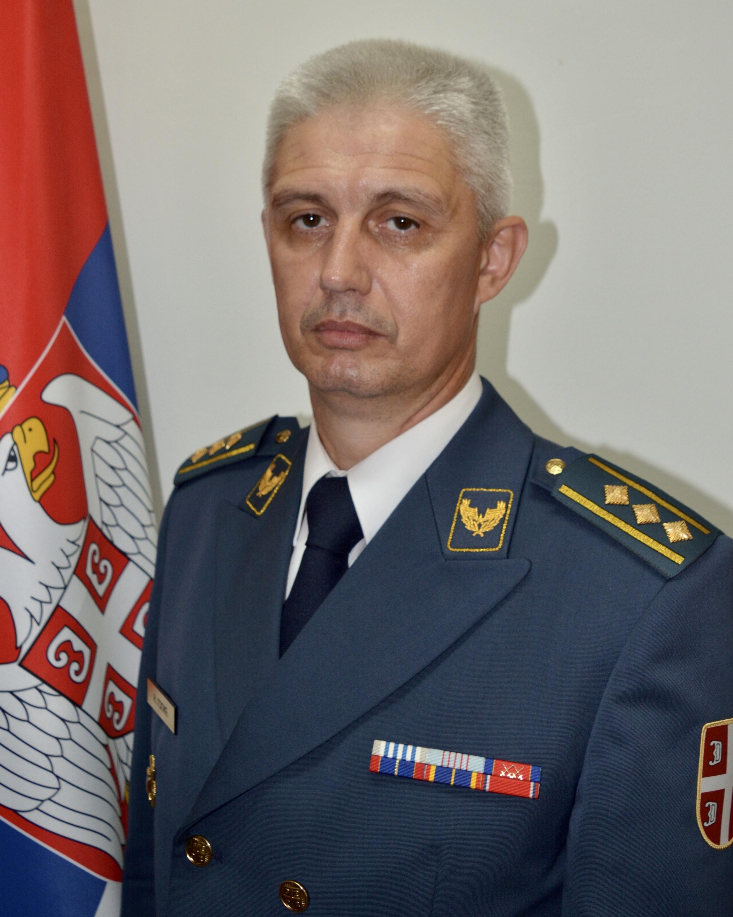 пуковник Тиосав Јанковић