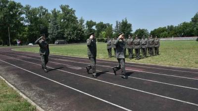 Полагање војничке заклетве у Сомбору