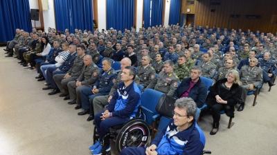 Генерал Диковић примио најуспешније спортисте
