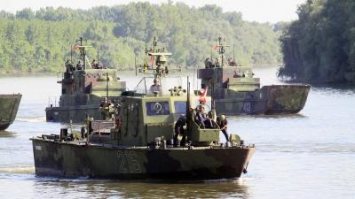 River flotilla