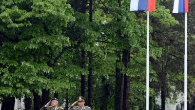 Poseta nečelnika Generalštaba Slovačke