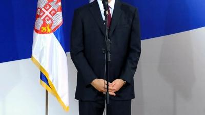 Predsednik Tadic priredio prijem povodom Dana Vojske Srbije