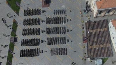 Припреме за прославу Дана Војске Србије