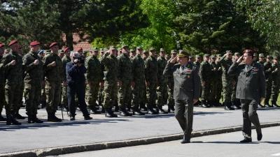 У свим јединицама прослављен Дан Војске Србије