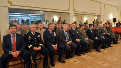 Ten years of State Partnership with Ohio National Guard
