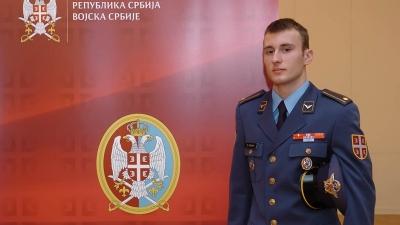 Predstavljanje amblema jedinica Vojske Srbije