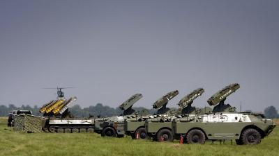 Гађања артиљеријско-ракетних јединица за противваздухопловна дејства малог домета