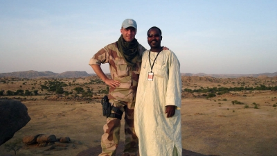 UN Mission in the Central African Republic and Chad (MINURCAT)