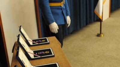 Генерал Диковић уручио војне спомен-медаље члановима Колегијума