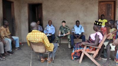 UN Operation in Côte d'Ivoire (UNOCI)