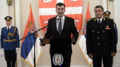 Пријем поводом Дана Војске Србије