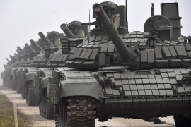 Тенковски батаљон Т-72М