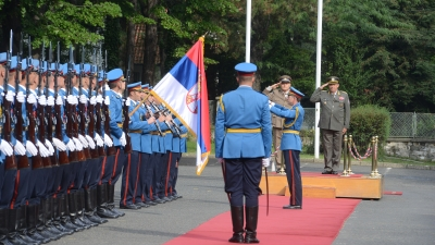 Meeting of the Chiefs of the General Staff of the Serbian Army and Army of the Bosnia and Herzegovina
