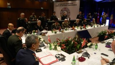 General Diković na konferenciji u Turskoj