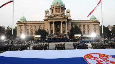 Свечана промоција нових официра Војске Србије