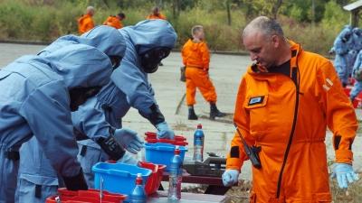 Тренинг-курс инспектора Организације за забрану хемијског оружја