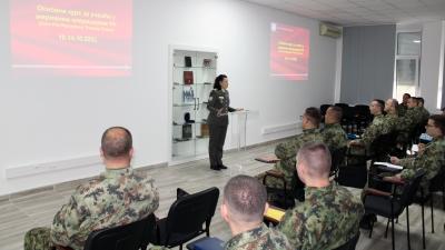 Курсеви у Центру за мировне операције
