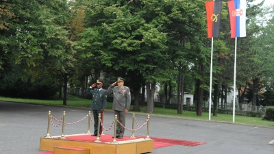 The visit of the Chief of the Angolan Armed Forces General Staff