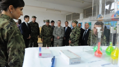 Common medical engagement of the Serbian Army and the Ohio National Guard