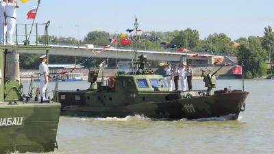 Obeležen Dan rečnih jedinica i Rečne flotile