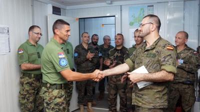 Војна саветодавна мисија ЕУ у ЦАР (EUMAM RCA)