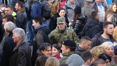 Polaganje zakletve u Leskovcu
