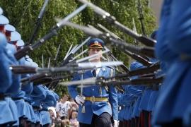 Guard's Drill – Egzercir