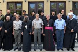 Верска служба у Војсци Србије