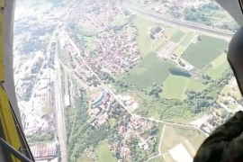 Поступак за подношење захтева за издавање одобрења за снимање из ваздуха територије Републике Србије