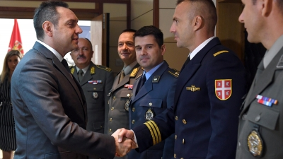 Lietenant Commander Igor Ignjatović