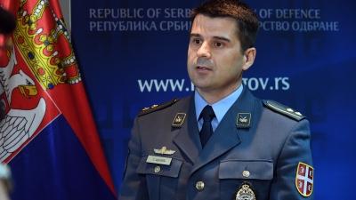 Lieutenant Colonel Goran Colić