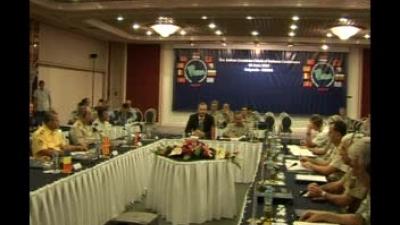 Отварање Треће Конференције начелника генералштабова балканских земаља