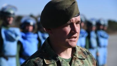 Captain Nenad Kanjevac
