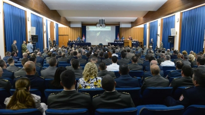 Свечаност у Генералштабу поводом Дана ВС