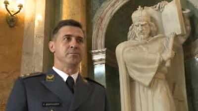 Изјава потпуковника Добријевића