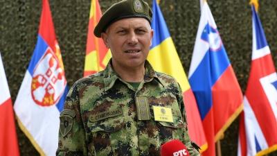 Пуковник Слађан Стаменковић