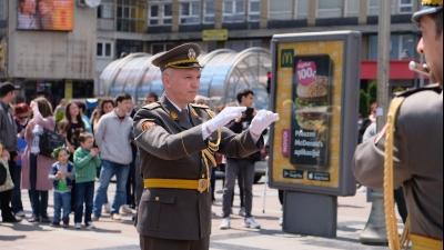 """Променадни концерт Војног оркестра """"Ниш"""""""